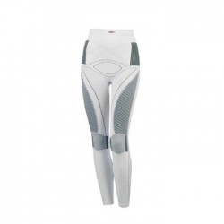Bielizna Termoaktywna Kalesony XBIONIC Energy Accumulator Woman Pants Long White