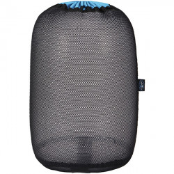 Worek Mesh Stuff Sack blue
