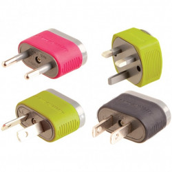 Adapter Travelling Light Travel Adaptor EU