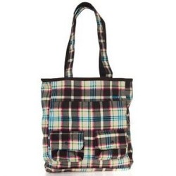 Torebka Dakine Kate Clubhouse Plaid Brown