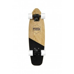 Cruiser Pixel Woody Black