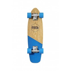 Cruiser Pixel Woody Blue