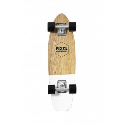 Cruiser Pixel Woody Natural White