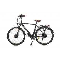 Rower hybrydowy elektryczny Trybeco NORD 28 Black Matte