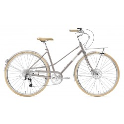 Rower Creme Caferacer Lady Solo Disc Flat Cafe 9s