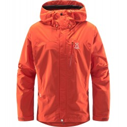 Kurtka Haglofs Astral GTX Jacket Men Habanero