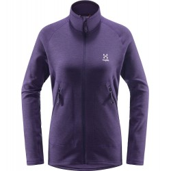 Bluza Haglofs Heron Jacket Women Purple Rain