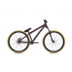 """Rower NS Bikes 2021 Zircus 26"""" Fioletowy"""