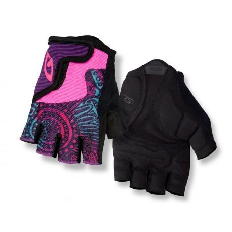 Rękawiczki Giro Bravo Jr Blossom